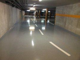 Podzemné garáže Mamut Bratislava
